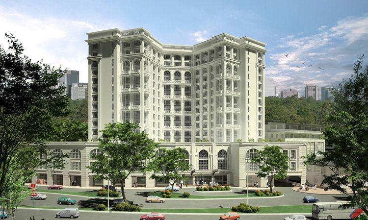 The Majestic Kuala Lumpur Front view