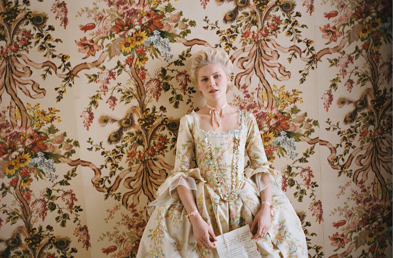 Marie Antoinette, kirsten dunst, sophia coppola