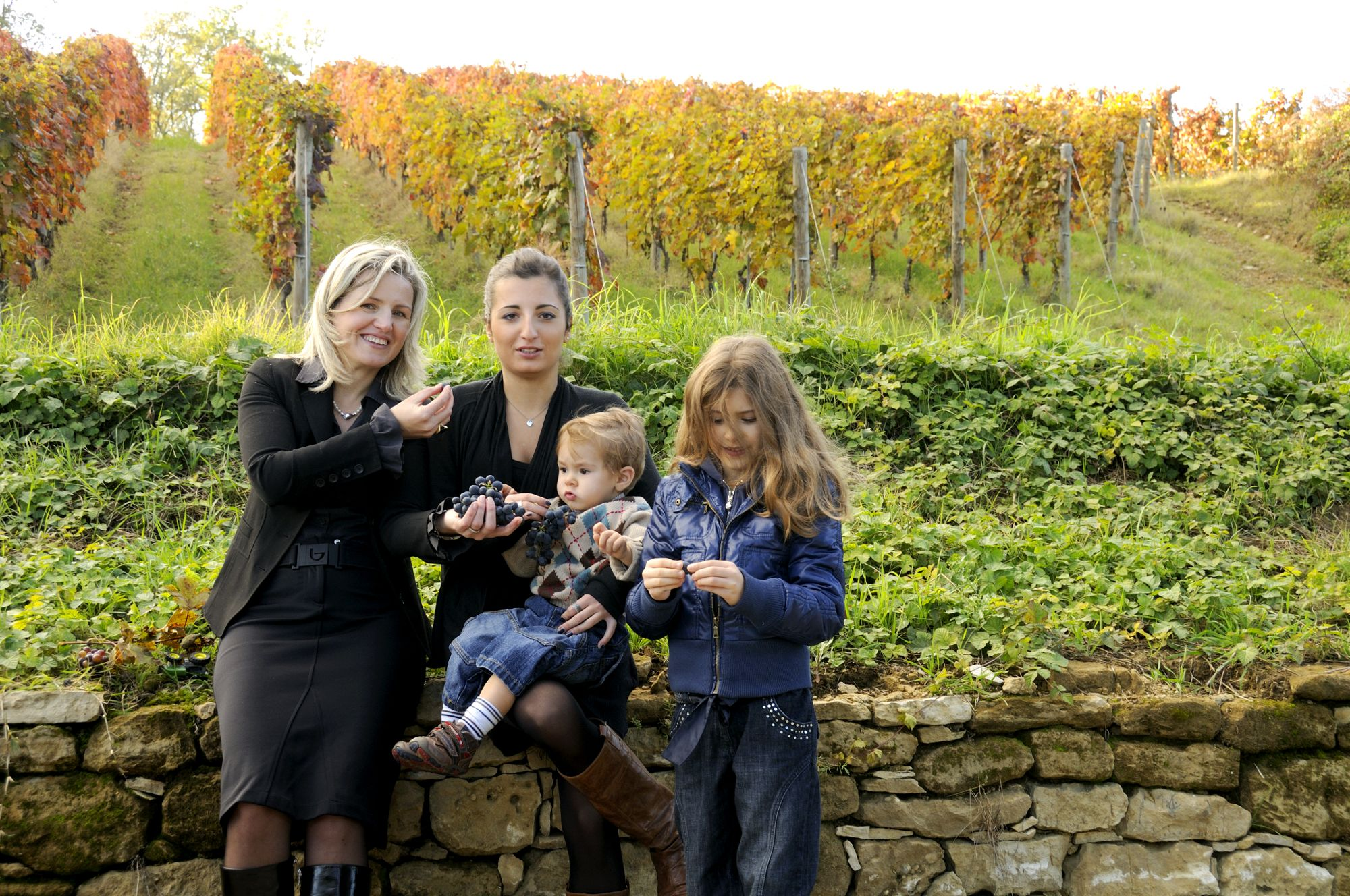 Marina Cvetic,Masciarelli Winery, winemaker