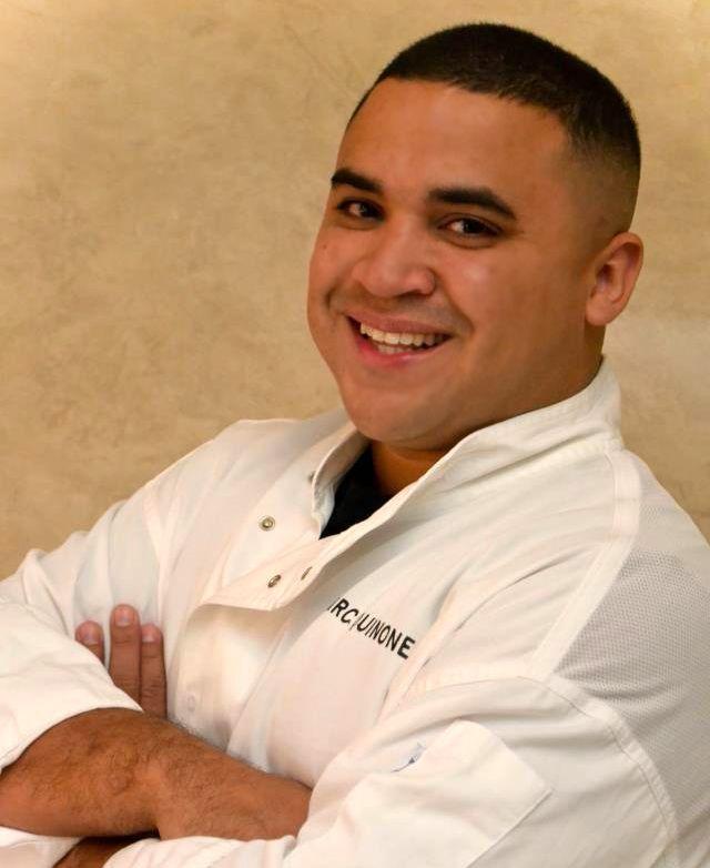 Chef Marc Quinones