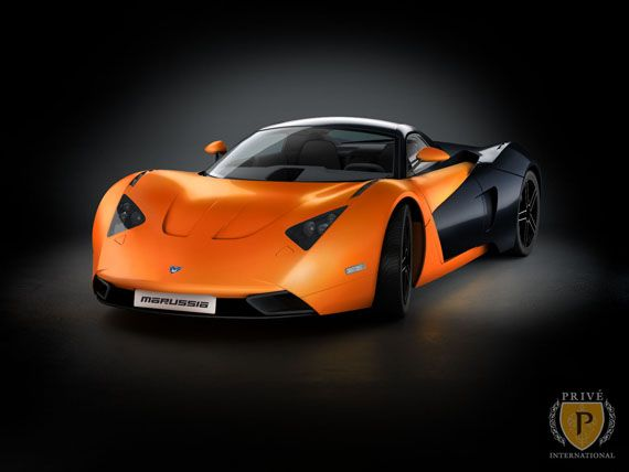 Beautiful Beau Luxury Automobiles: The Marussia Is Russiau0027s Answer To The  Supercar, Creators Of The
