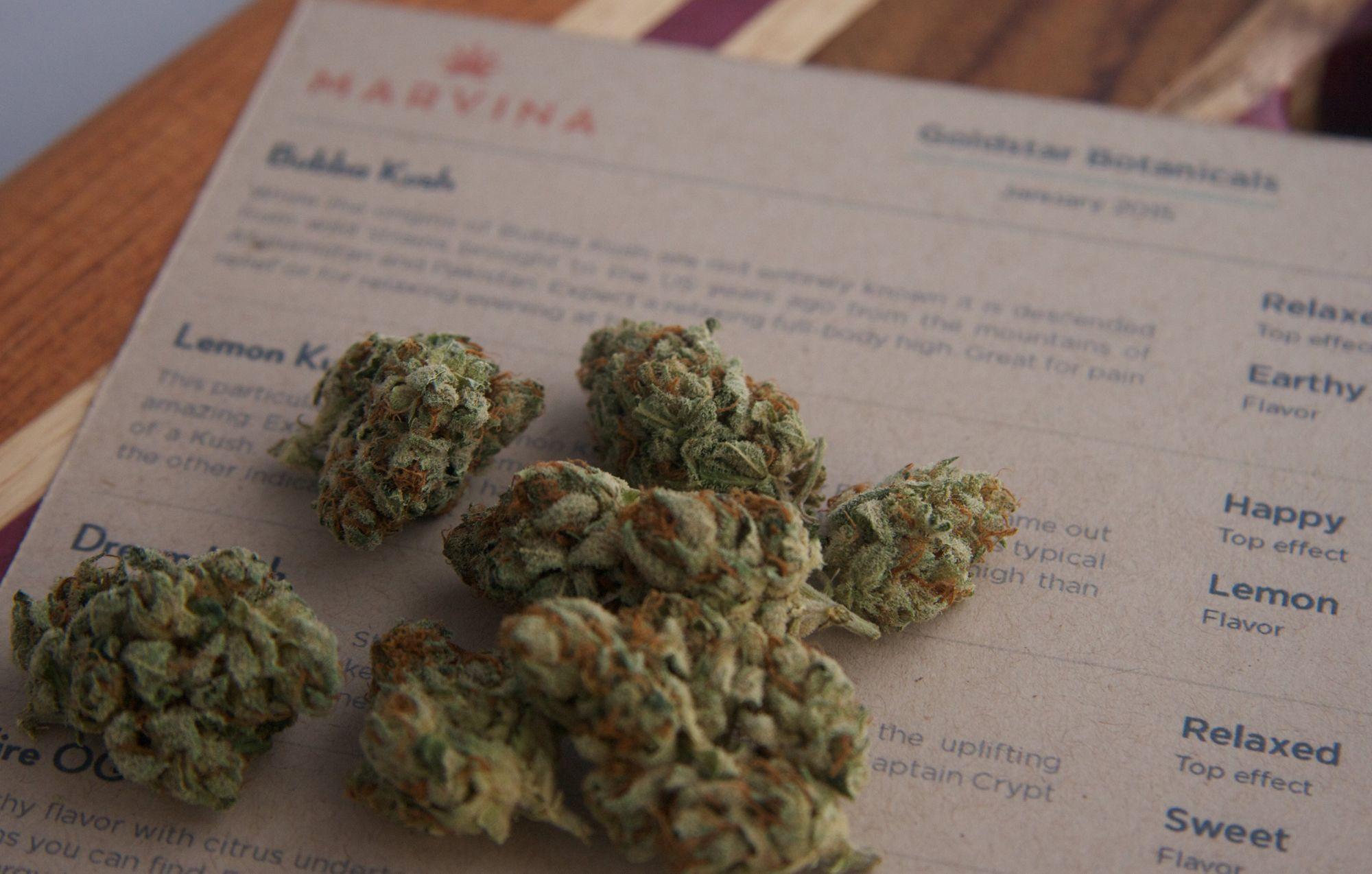 marijuana, pot, weed, luxury pot, luxury marijuana