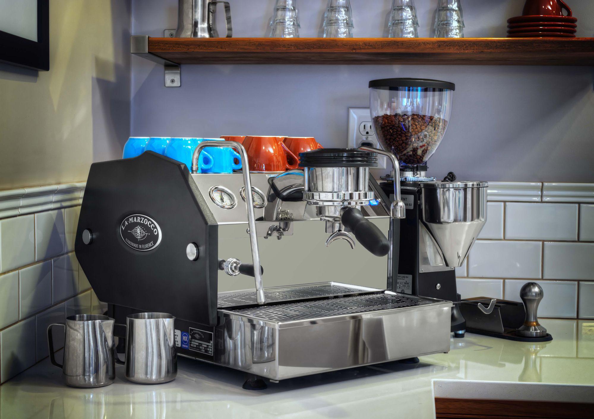 La Marzocco gs/3 espresso machine