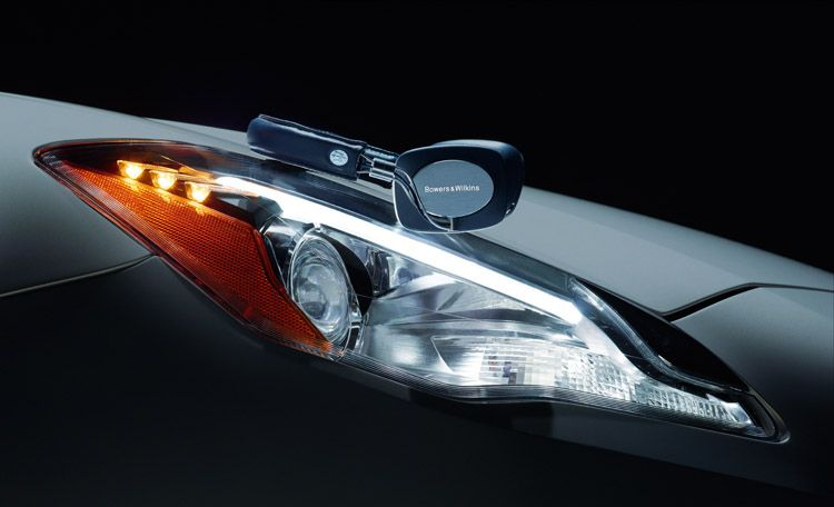 Bowers & Wilkins P5 Maserati Edition Hi-Fi Headphones