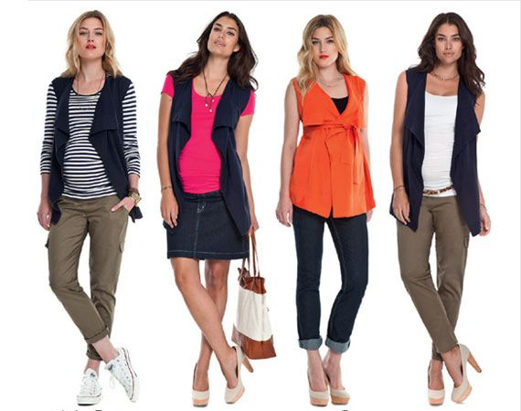 Stylish Maternity Clothes For The Fashion Forward Woman