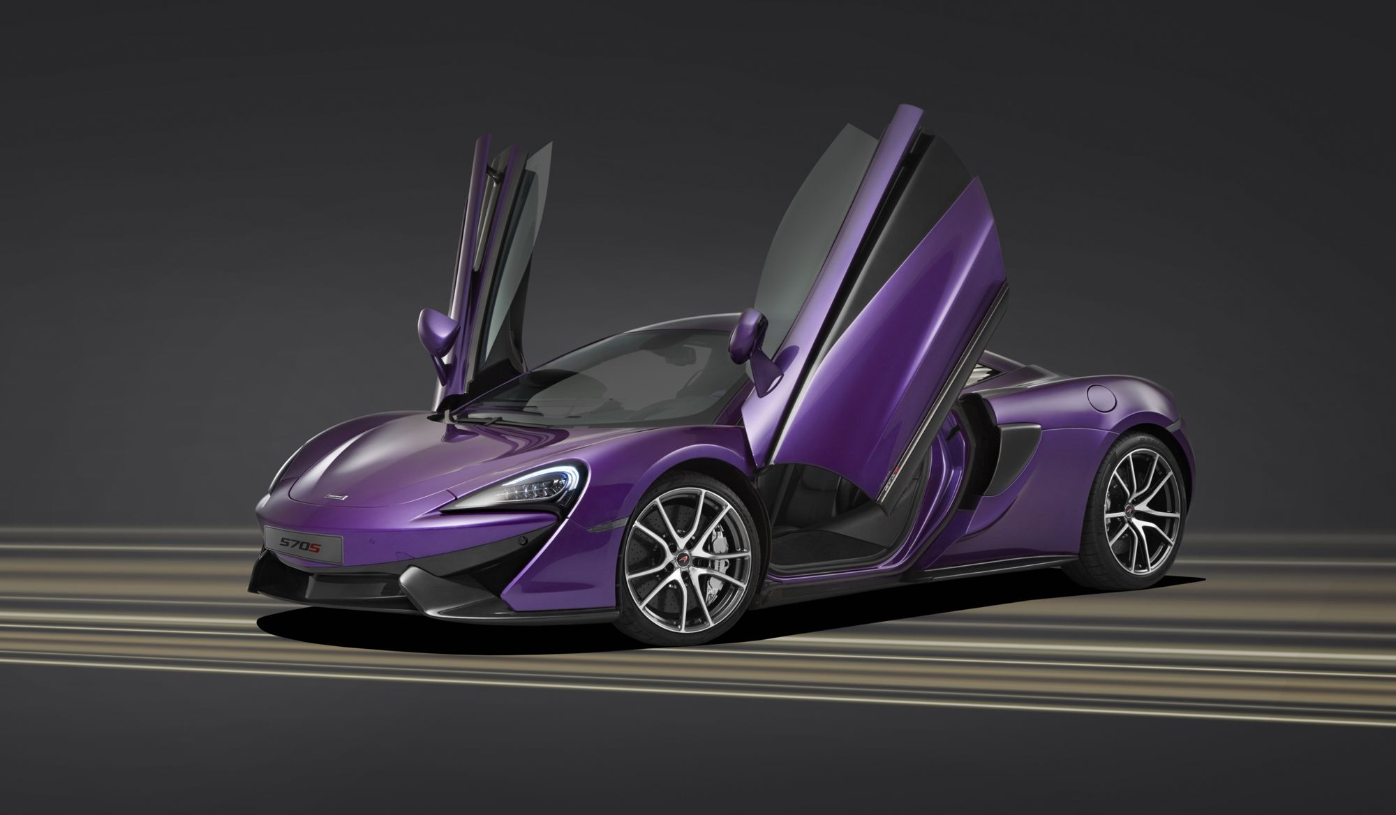 Mclaren Makes A Pebble Beach Comeback With Two One Off 570s Coup 233 S Amp Already Sold Limited Editions