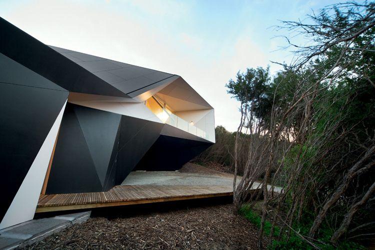 The Klein Bottle House