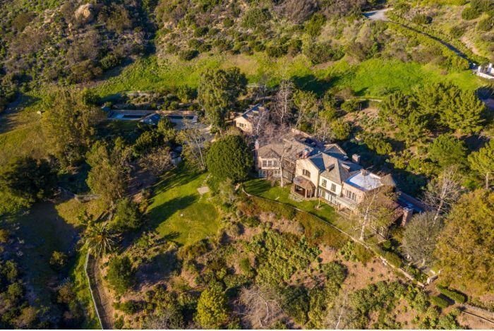 Mel Gibson's Malibu Mansion!