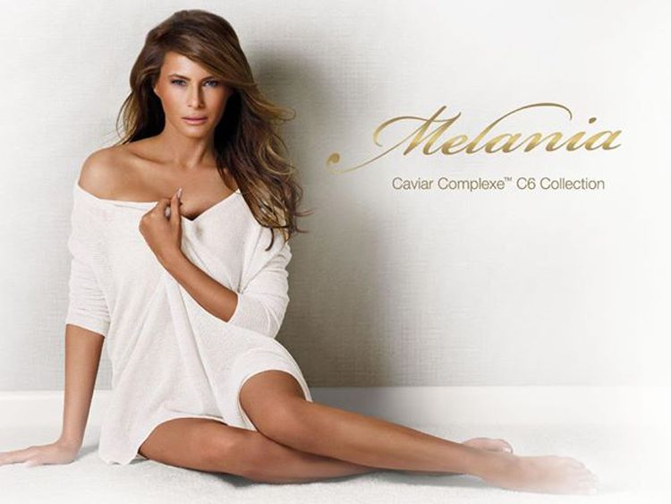 Caviar Cream from Celebrity Melania Trump Could Be the ...