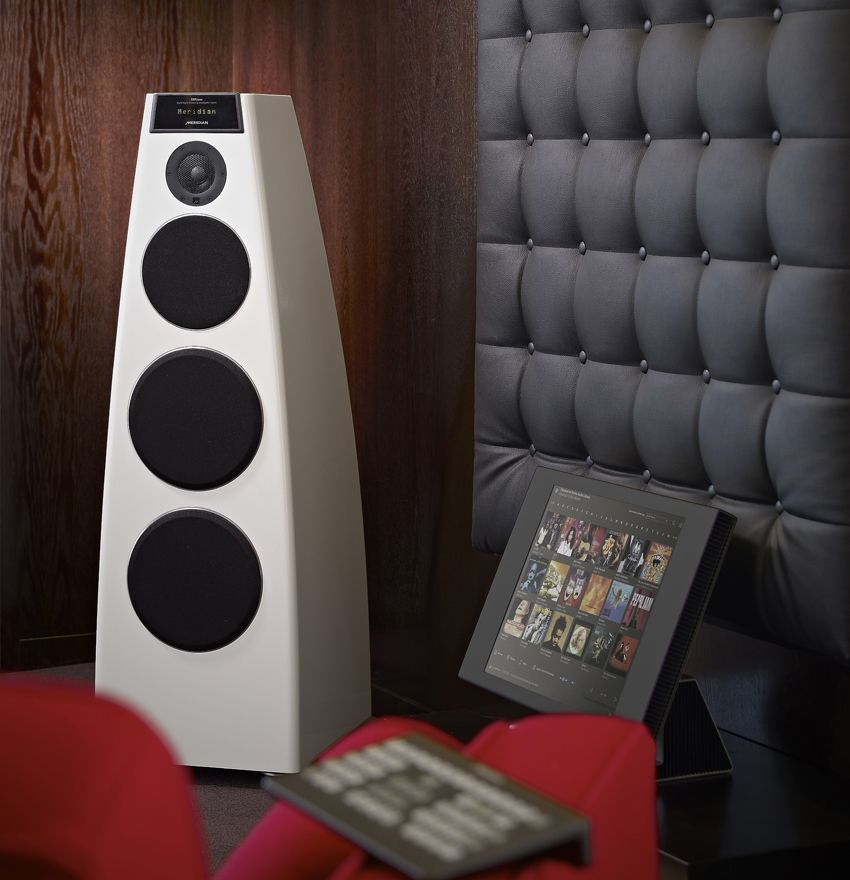 Meridian 25th Anniversary DSP Digital Active Loudspeakers