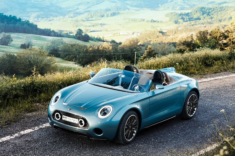 MINI Superleggera Vision bmw