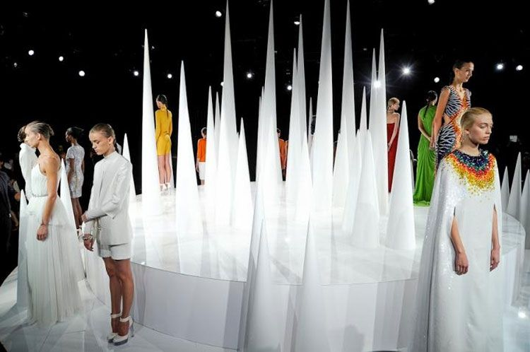 Mathieu Mirano New York Fashion Week SS 13 Show