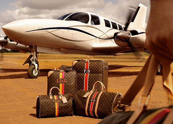 louis vuitton mon monogram men s luggage for private jet. Black Bedroom Furniture Sets. Home Design Ideas