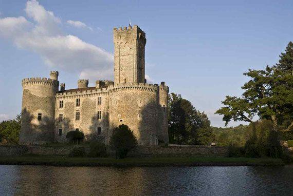 Range Rover Svr For Sale >> $25-million 11th Century French Castle for Sale