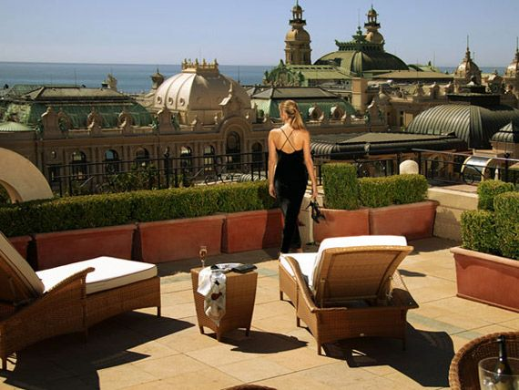 Hotel Metropole Monte Carlo