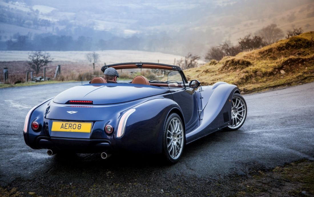 cars, Morgan Motor Company