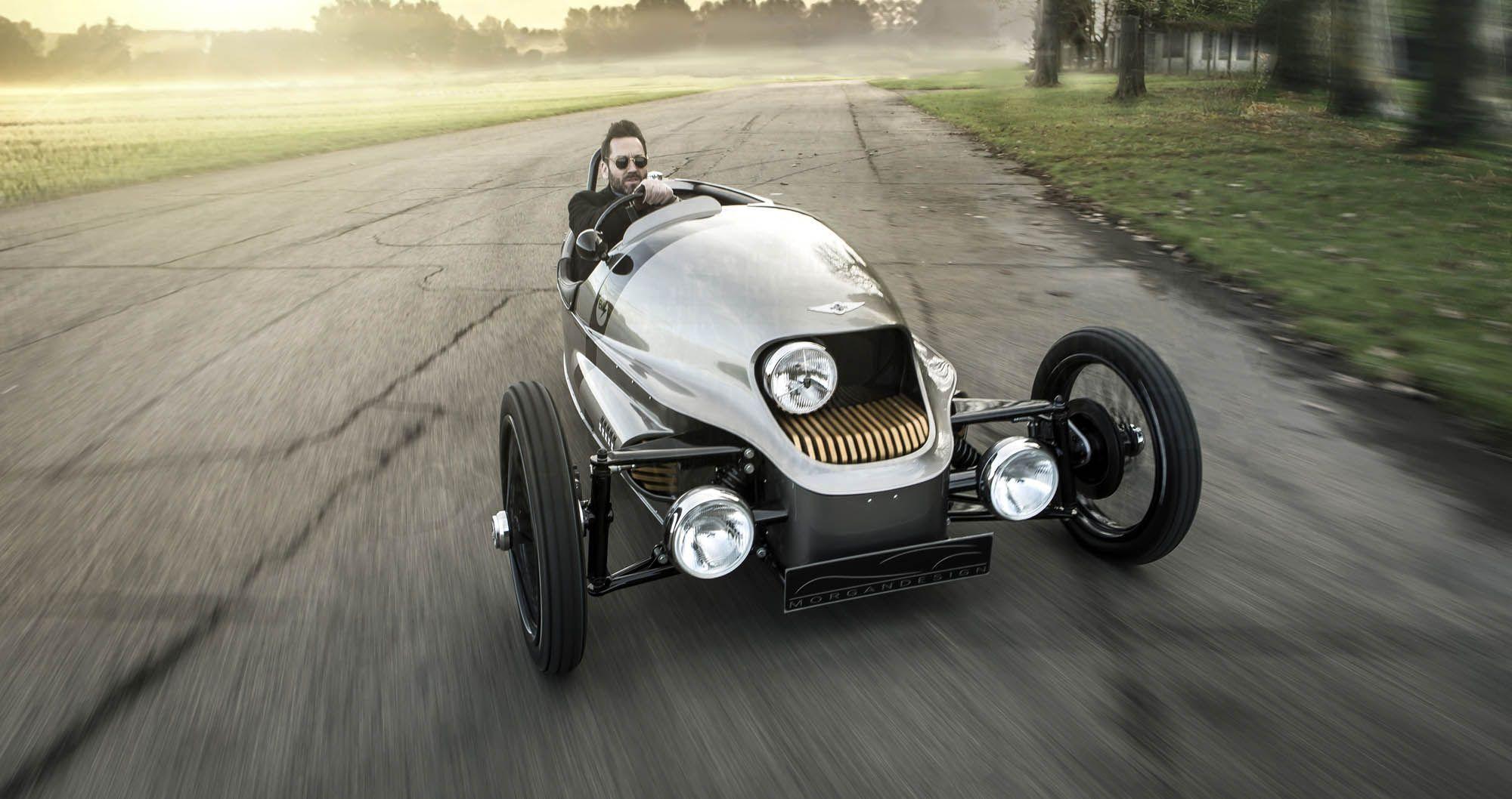 Morgan Motor Company, Morgan EV3