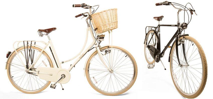 european style bikes