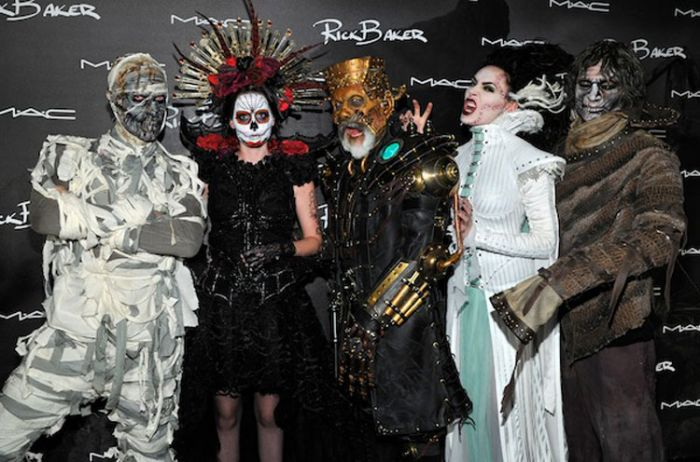 MAC Cosmetics and Rick Baker