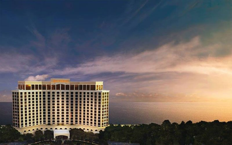 Exterior of Beau Rivage