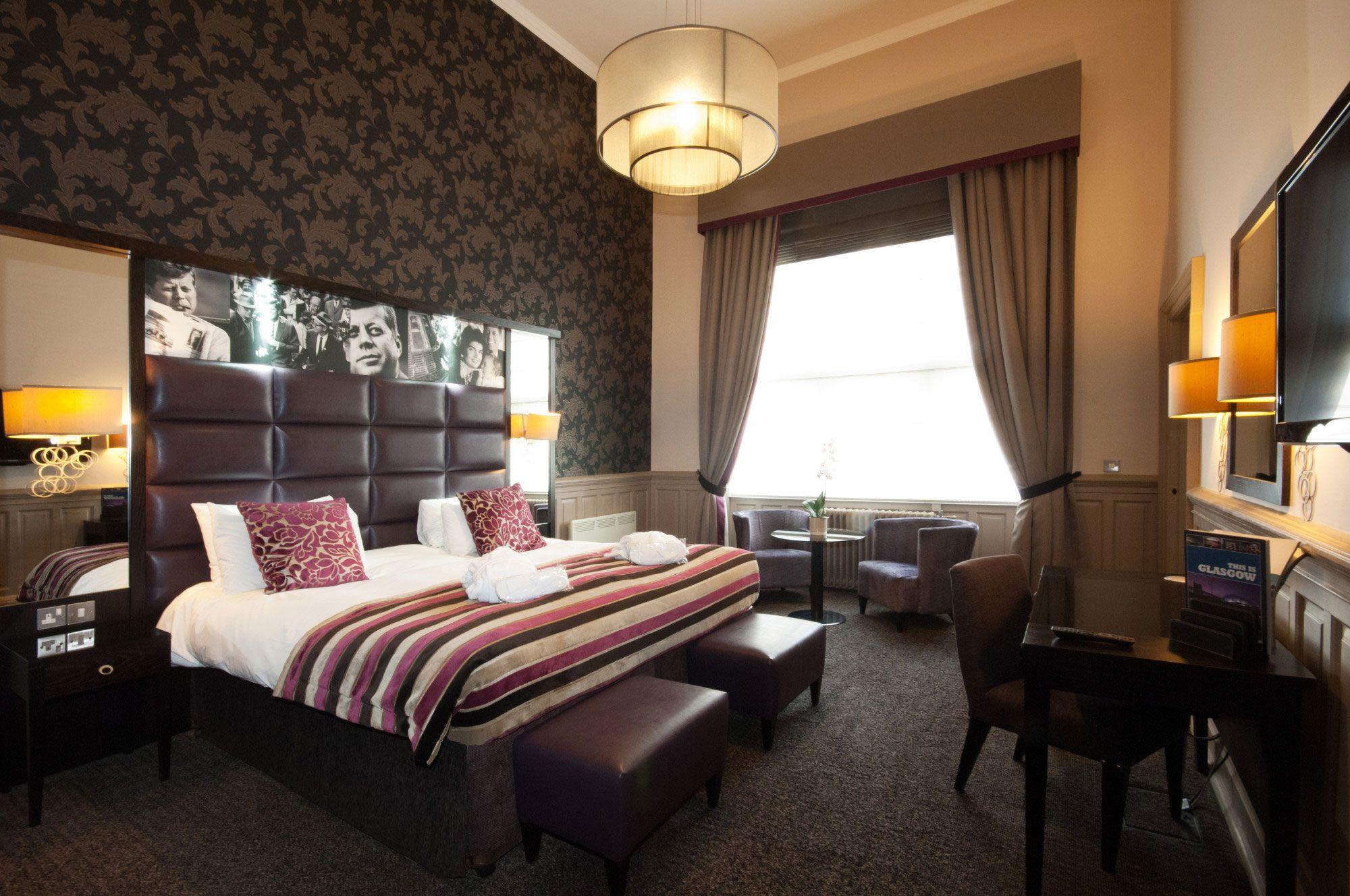 Hotel de lujo de cinco estrellas glasgow trayectorio - Hotel de cinco estrellas ...