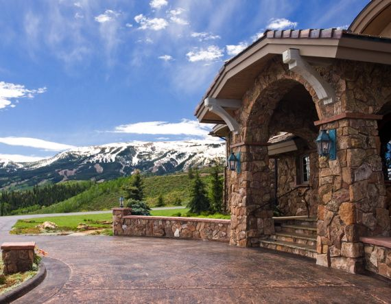 Aspen Mansion Next Door To Abramovich For Sale At 36 Million