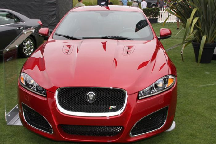 Me in my Jag