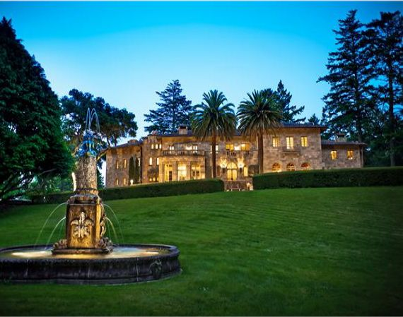 Historic Florentine Style Villa In Bay Area Listed At 20