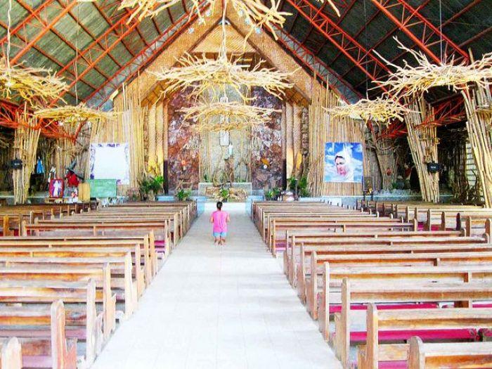 Green Church Camiguin