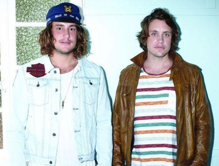 Sam and jono Cottee of Vanguard
