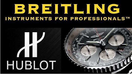 Hublot V Breitling Watches