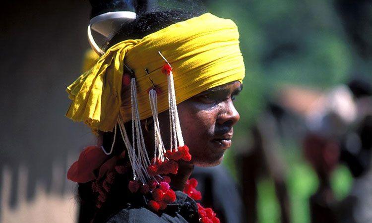 Orissa Tribal Man