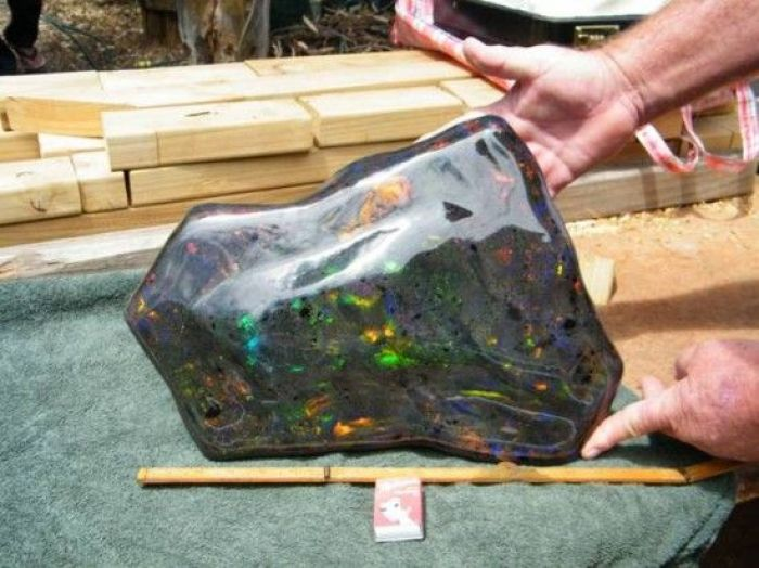 Worlds Largest Opal