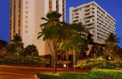 Hyatt Waikiki Beach