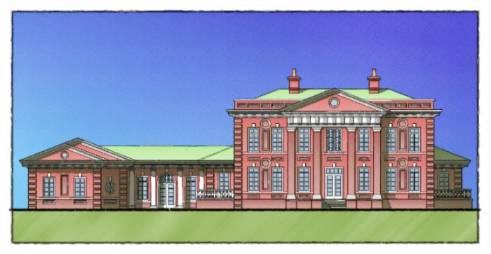 Conceptual House