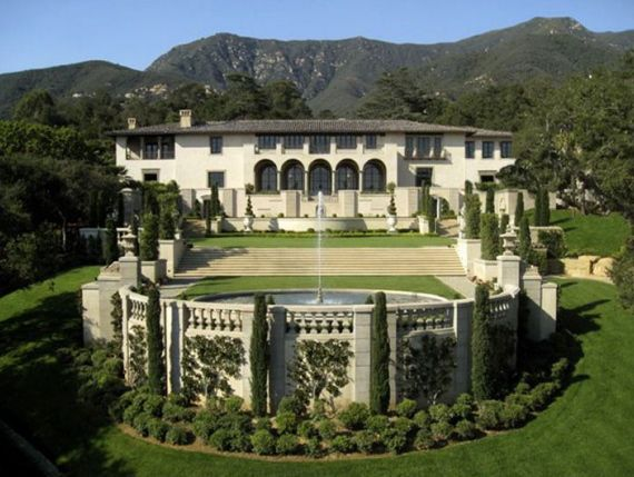 1929 Montecito Mansion Listed At 29 5 Million