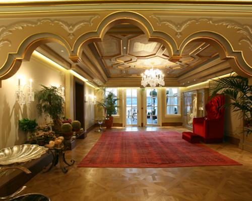 Les Ottomans Lobby
