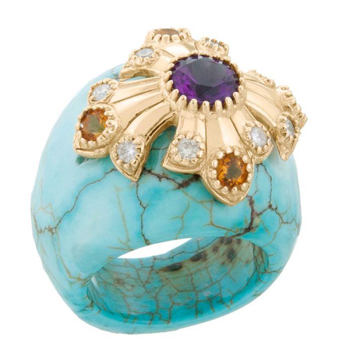 Bella Pietra ring
