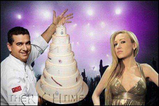 $30 Million Cake From The Cake Boss