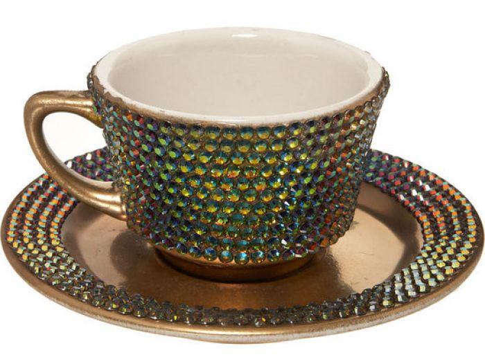 Lady Gaga's Swarovski Teacup