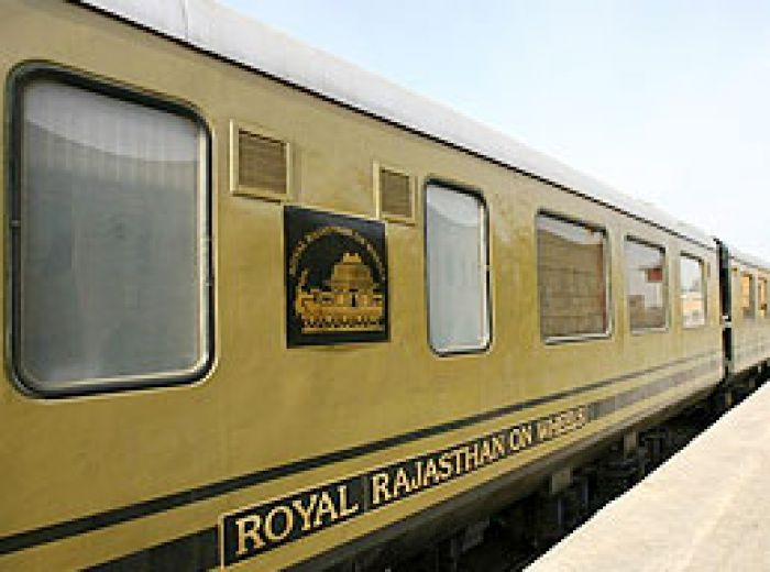 Royal Rajasthan on Wheels Exteriors