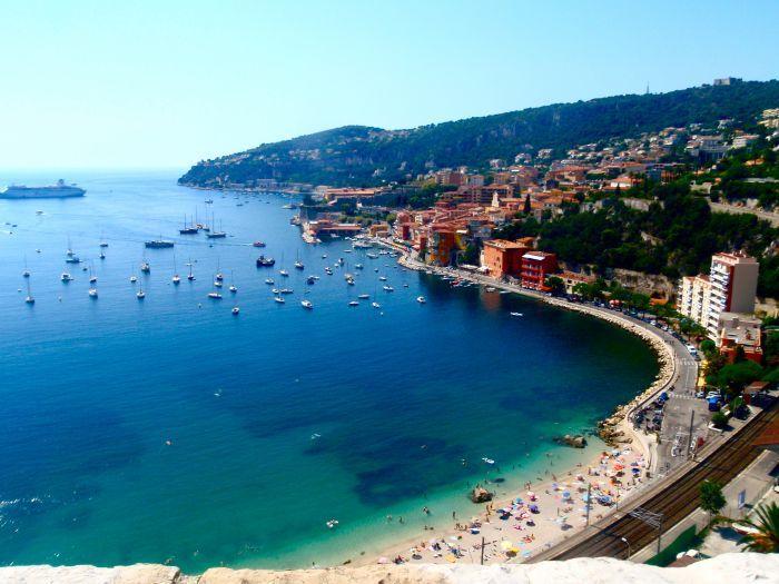 The C�te d'Azur