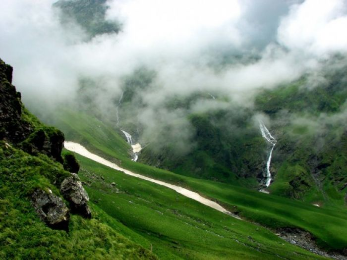 Lahual and Spiti in Himachal
