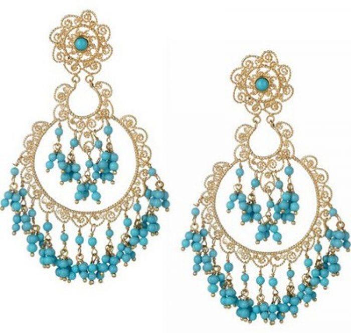 Isharya Sultana Bali Earrings