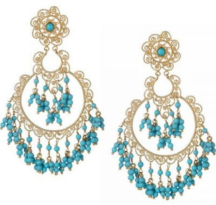 Isharya Sultana Bali Earrings