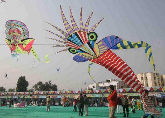 Gujarat International Kite Festival