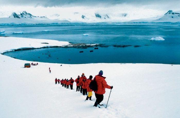 Amazing Antarctica Adventure awaits prize winner