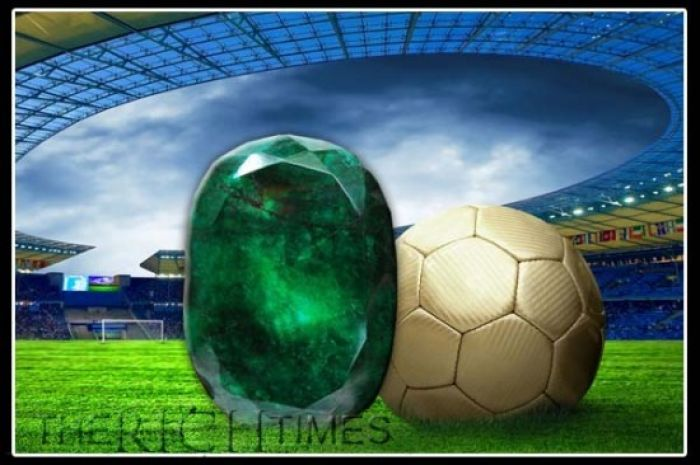 The Football Sized Emerald