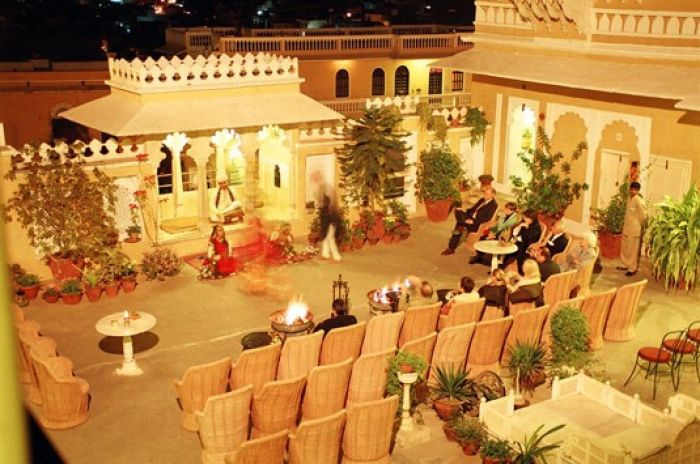 Rajasthan Luxury Resorts