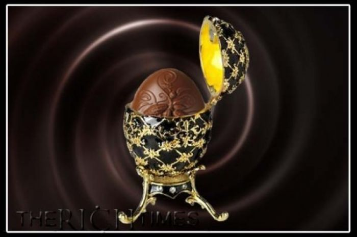 The Most Expensive Chocolate Easter Egg